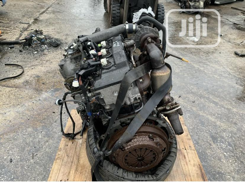 Archive: Toyota Hiace/Hilux Diesel Engine