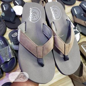 Cobian High Quality Men Slippers | Shoes for sale in Lagos State, Ajah