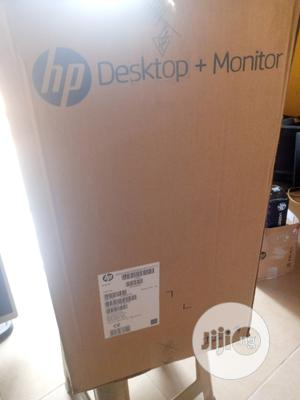 New Desktop Computer HP 4GB Intel Pentium HDD 500GB   Laptops & Computers for sale in Lagos State, Ikoyi