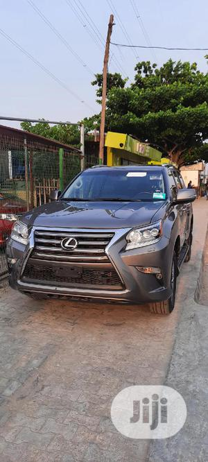 Lexus GX 2014 460 Luxury Gray | Cars for sale in Lagos State, Ajah