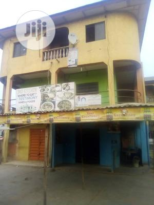 Shopping Complex With 17 Shops And 14 Miniflat With Car Wash | Commercial Property For Sale for sale in Lagos State, Ikotun/Igando