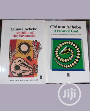 Two Novels. Of China Achebe  | Books & Games for sale in Lagos State, Surulere