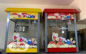 Yellow + Red Popcorn Machine   Restaurant & Catering Equipment for sale in Lagos State, Amuwo-Odofin