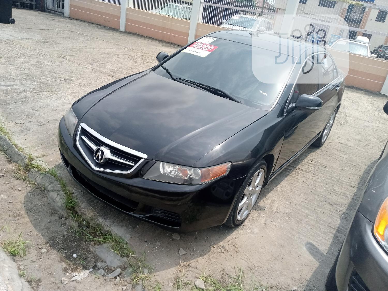 Acura Tsx 2005 Automatic Black In Amuwo Odofin Cars Justin Autos Nig Ltd Jiji Ng
