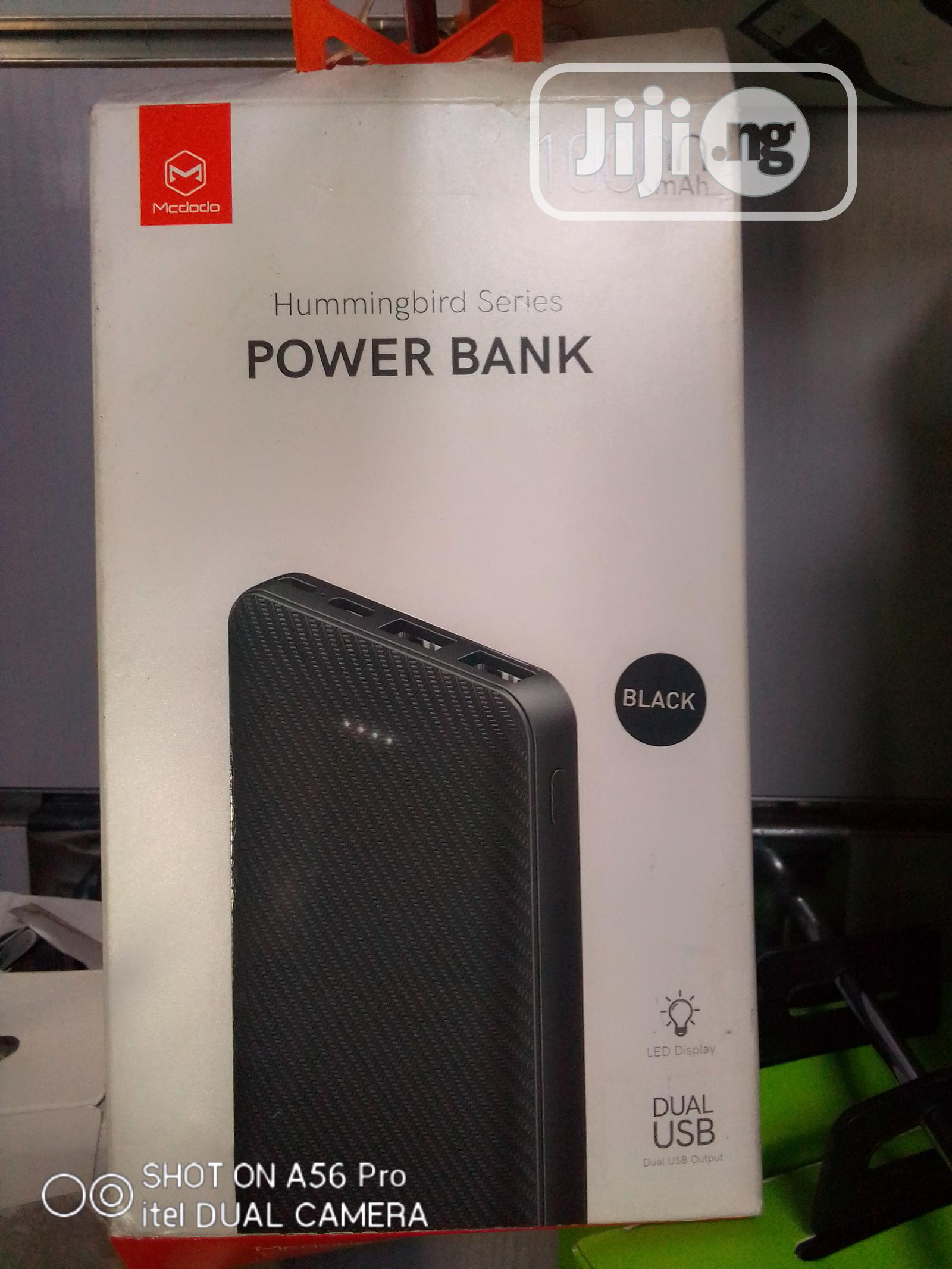 McDodo 10000mah Powerbank   Accessories for Mobile Phones & Tablets for sale in Port-Harcourt, Rivers State, Nigeria