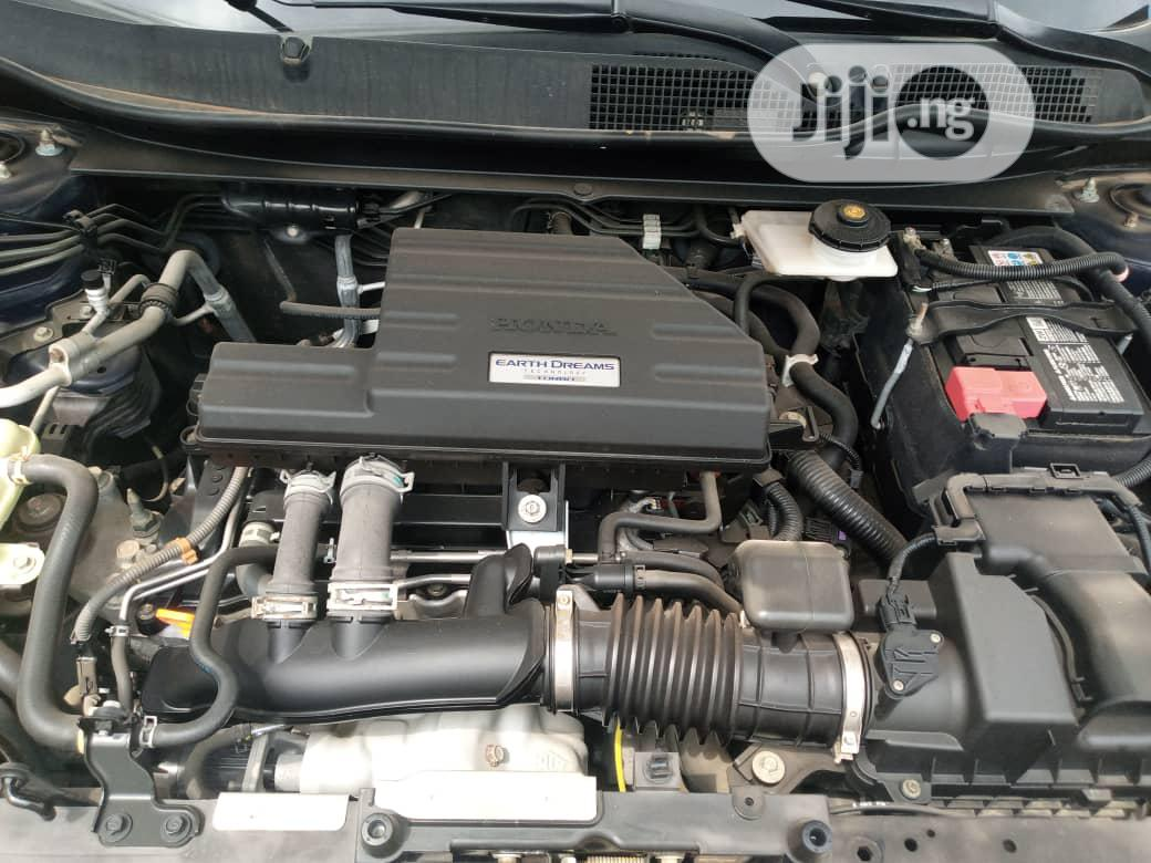 Archive: Honda CR-V 2017 Blue