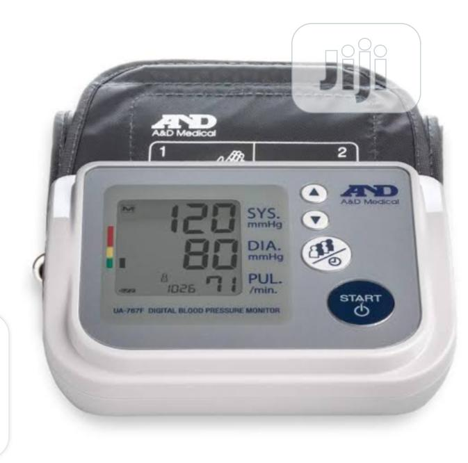 And Blood Pressure Monitor