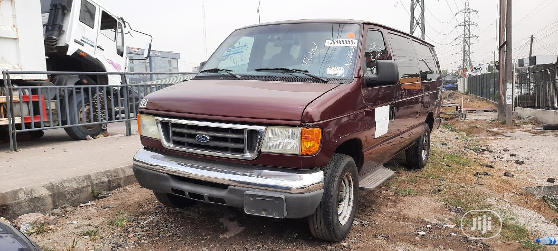 Archive: Ford E350 School Bus