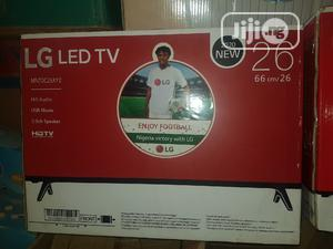 LG 26inch LED Tv | TV & DVD Equipment for sale in Oyo State, Akinyele