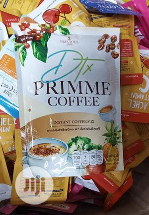 DTX Primme Instant Slimming Coffee   Vitamins & Supplements for sale in Lagos State, Amuwo-Odofin