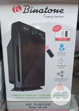 Binatone Touch Screen Control Air Purifier - AP-450 | Home Appliances for sale in Lagos State, Lagos Island (Eko)