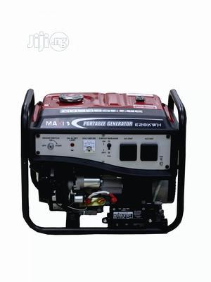Maxi 3.5kva Petrol Generator 28EK | Electrical Equipment for sale in Lagos State, Ikeja