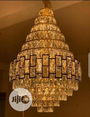 Luxury Crystal Chandelier Light Gold   Home Accessories for sale in Imo State, Owerri