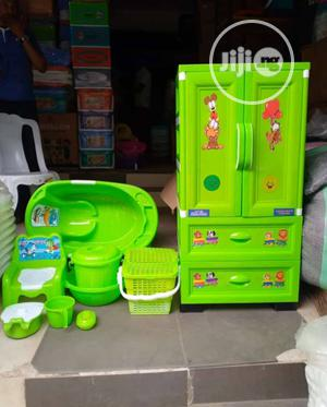 Complete Baby Bath and Drawer   Children's Furniture for sale in Lagos State, Alimosho