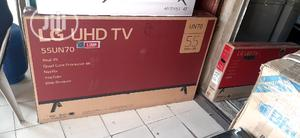 LG UHDTV 55inch Smart | TV & DVD Equipment for sale in Abuja (FCT) State, Wuse