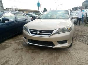 Honda Accord 2015 Gold | Cars for sale in Lagos State, Alimosho