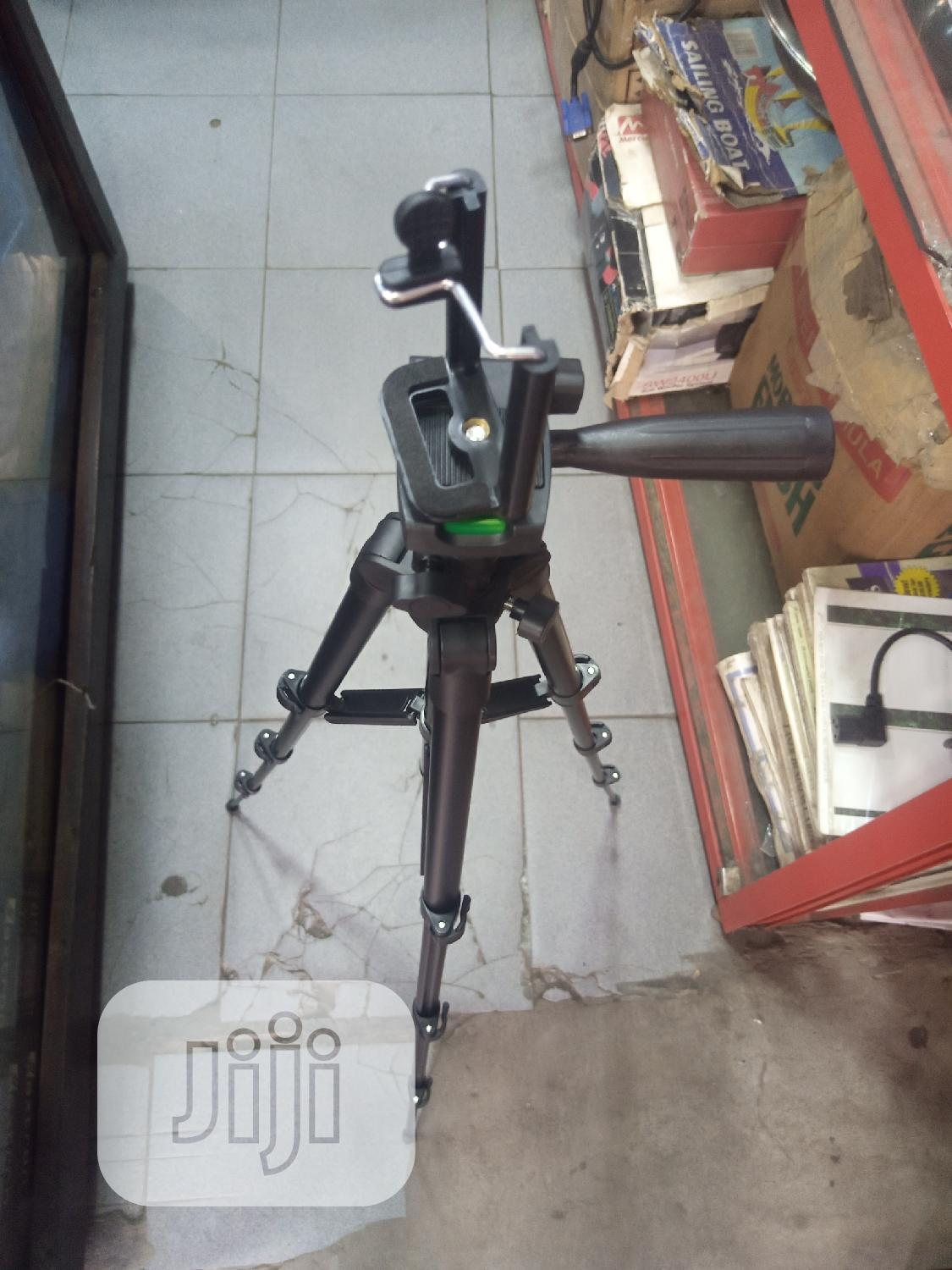 Phone And Camera Tripod 310A | Accessories & Supplies for Electronics for sale in Ikeja, Lagos State, Nigeria
