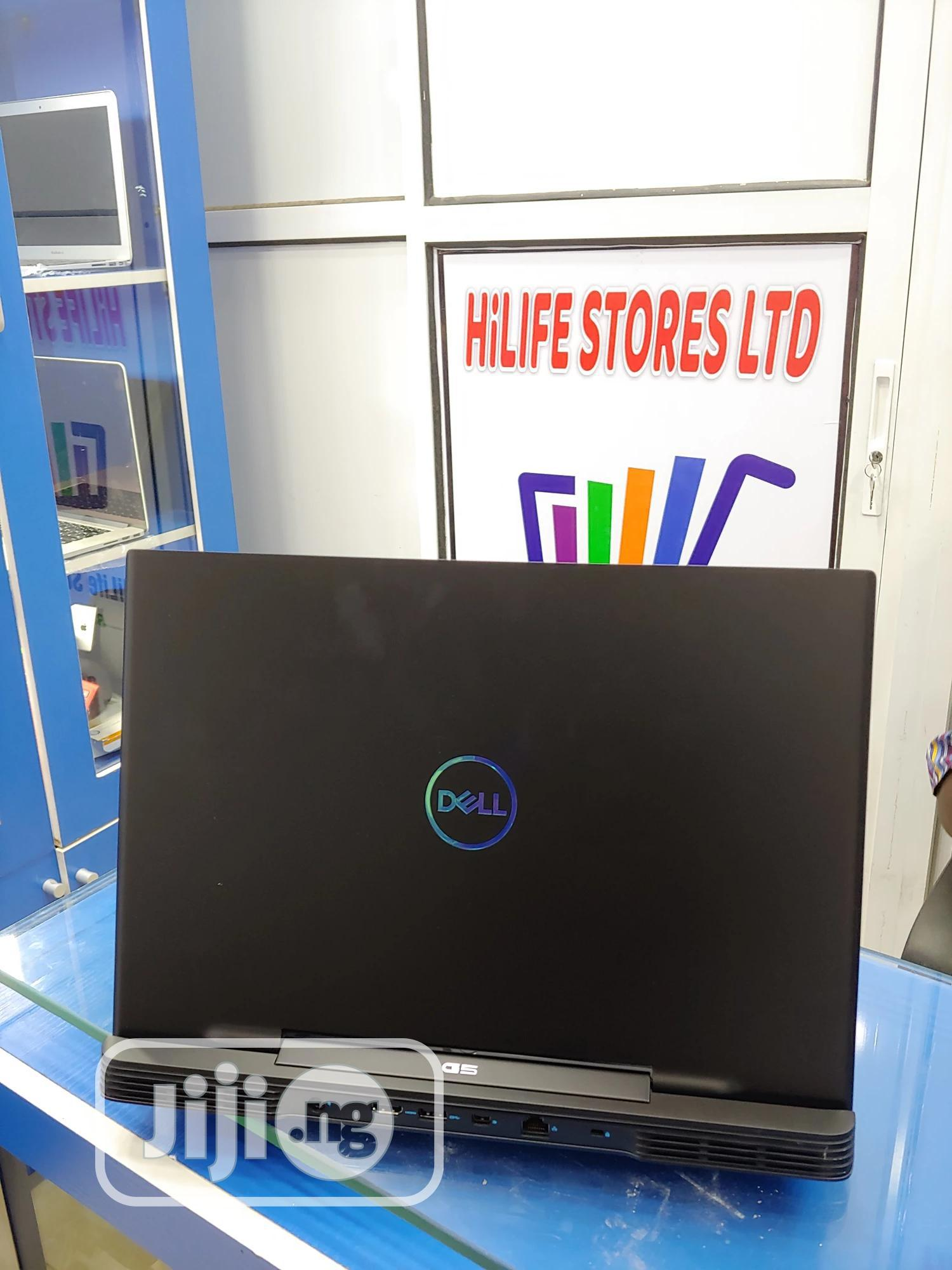 Laptop Dell G5 16GB Intel Core I7 SSHD (Hybrid) 1T | Laptops & Computers for sale in Ikeja, Lagos State, Nigeria