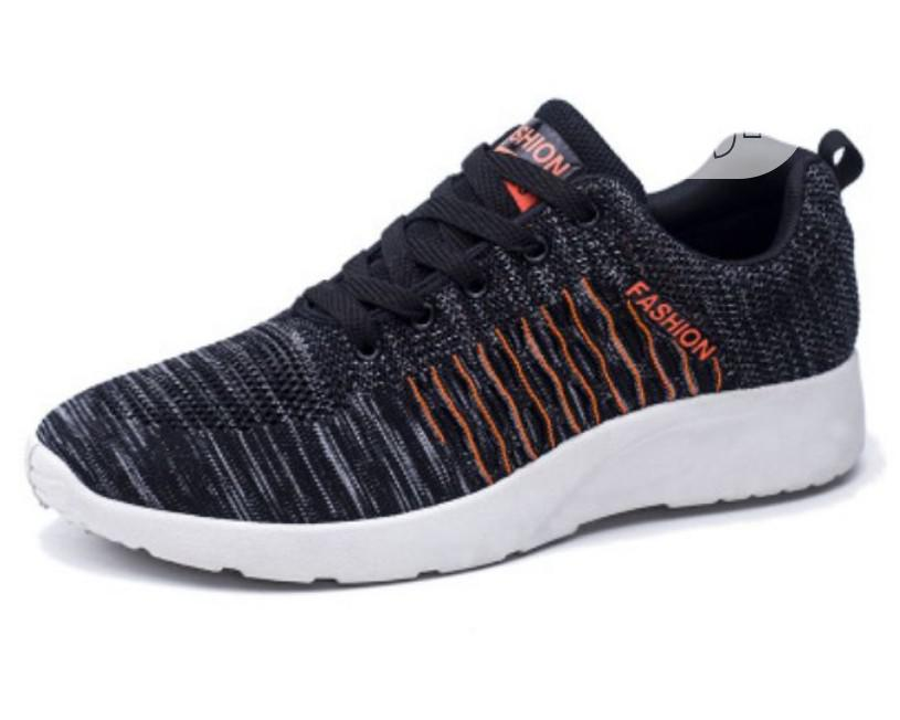 Men Sneakers Shoes - Gray | Shoes for sale in Ojodu, Lagos State, Nigeria