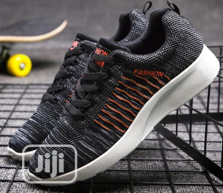 Men Sneakers Shoes - Gray