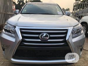 Lexus GX 2015 Silver   Cars for sale in Lagos State, Ikeja