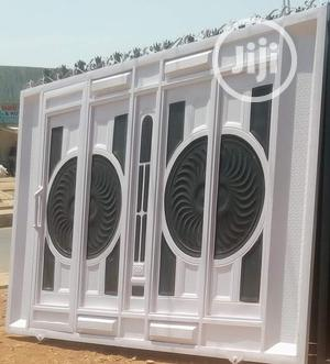 Gate Wit Imported Plate   Doors for sale in Lagos State, Ajah