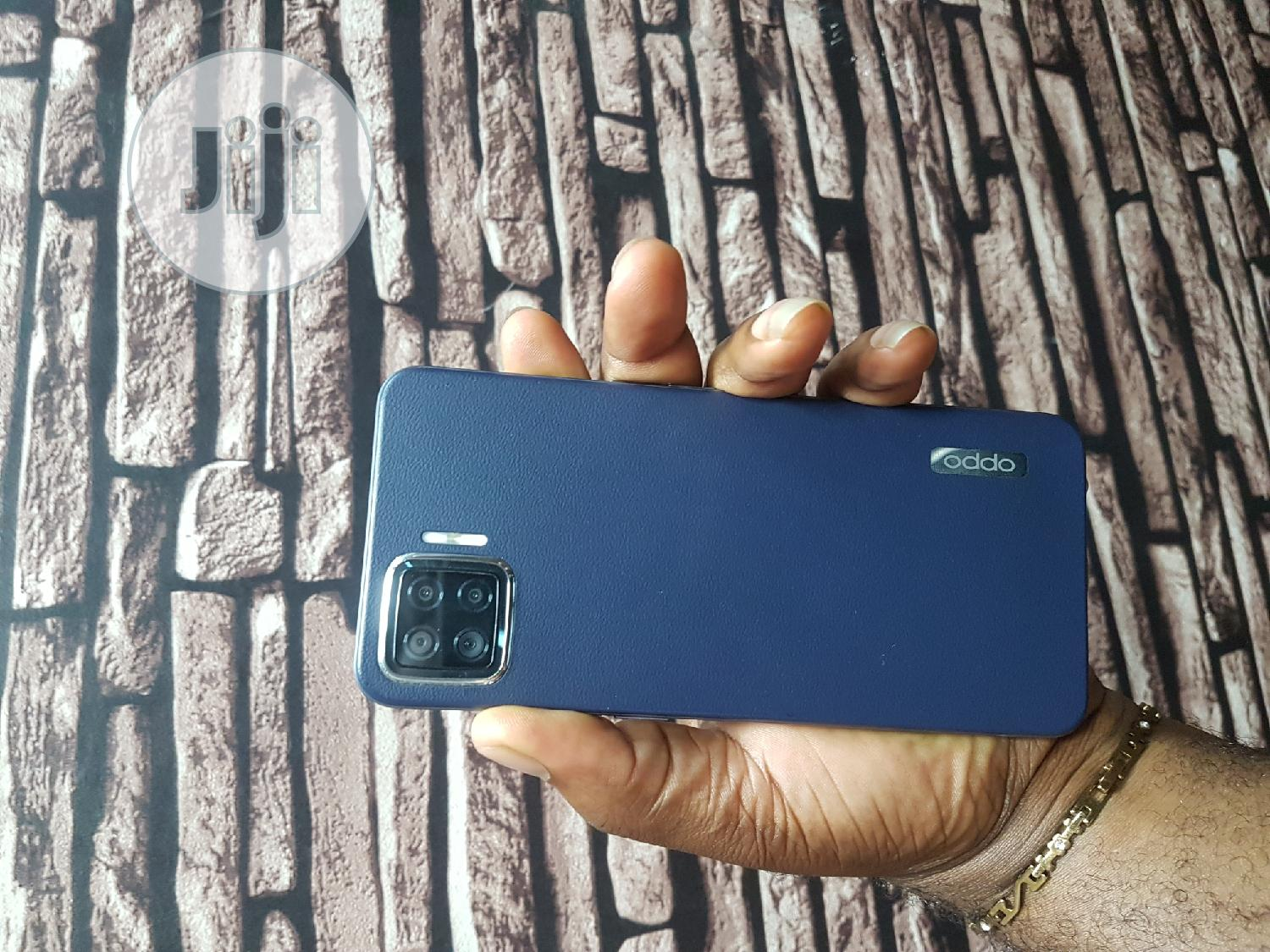 Oppo A73 128GB Blue   Mobile Phones for sale in Port-Harcourt, Rivers State, Nigeria