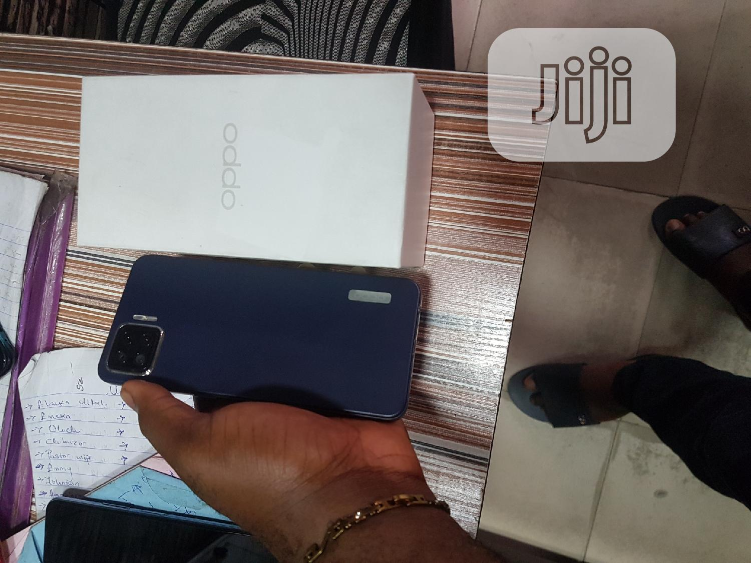 Oppo A73 128GB Blue