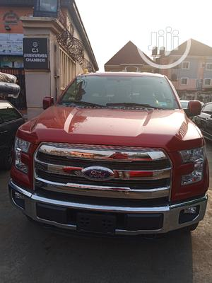 Ford F-150 2016 Red | Cars for sale in Lagos State, Amuwo-Odofin