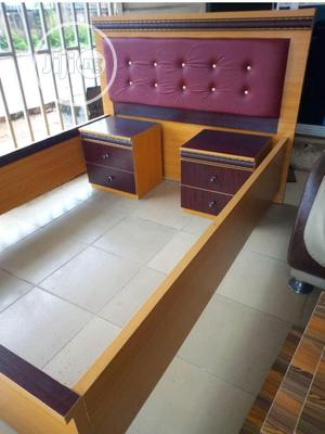 """6""""4"""" Furniture Bed Stand 