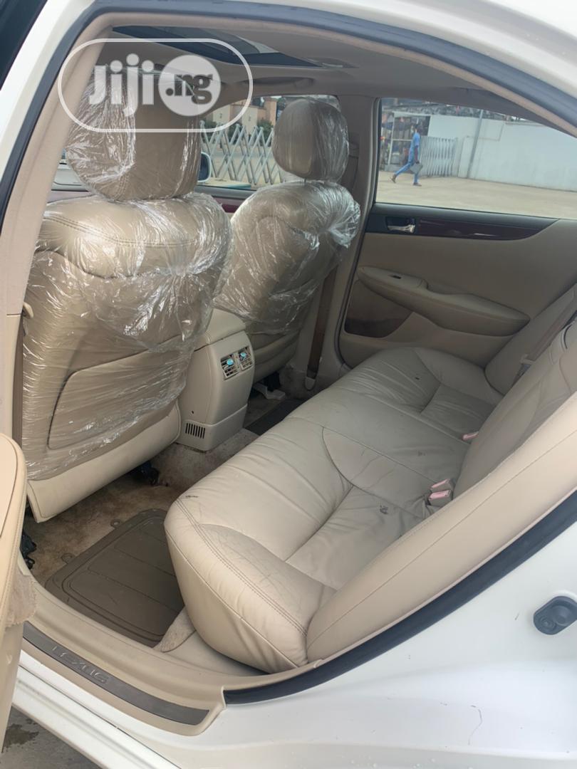 Archive: Lexus ES 2006 White