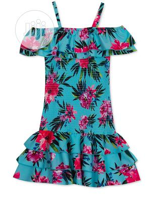 Floral Dress   Children's Clothing for sale in Lagos State, Magodo