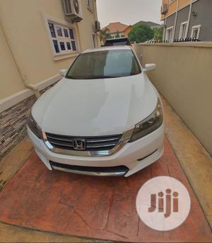 Honda Accord 2013 White | Cars for sale in Lagos State, Lekki