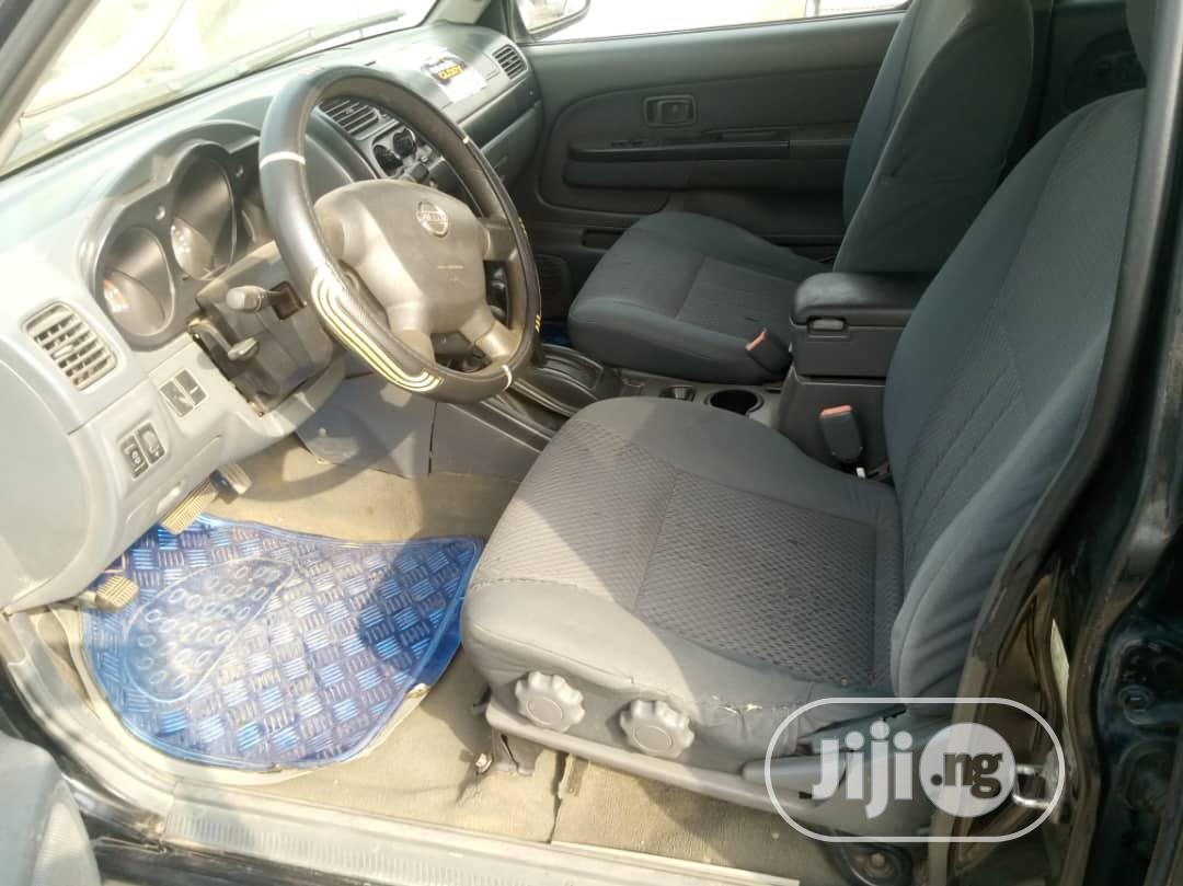 Nissan Xterra 2001 Automatic Black | Cars for sale in Alimosho, Lagos State, Nigeria