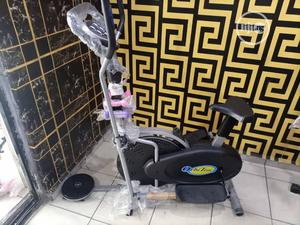 Brand New Standard Elliptical Bike With Stepper and Twister | Sports Equipment for sale in Rivers State, Port-Harcourt