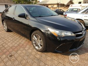 Toyota Camry 2016 Black | Cars for sale in Abuja (FCT) State, Wuse 2