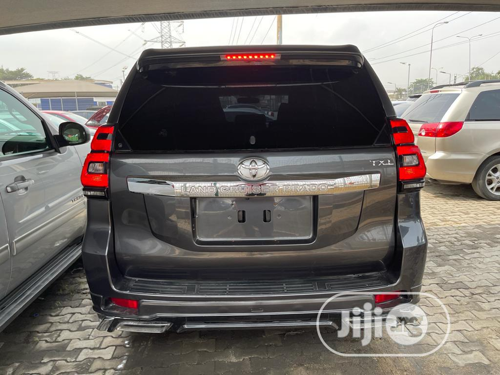 Toyota Land Cruiser Prado 2012 VX Gray | Cars for sale in Lekki, Lagos State, Nigeria