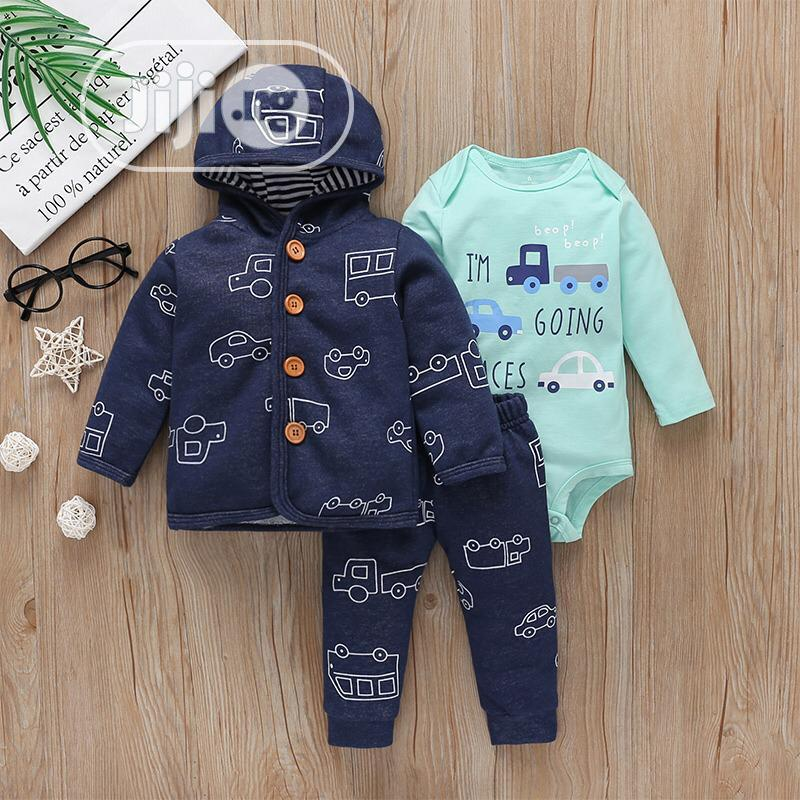 Archive: 3 in 1 Newborn to TODDLER Set