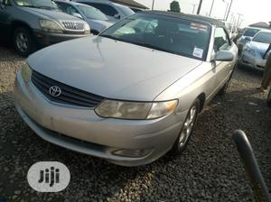 Toyota Solara 2002 Silver | Cars for sale in Lagos State, Alimosho