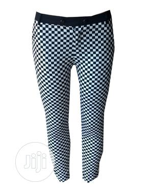 Ladies Check/Plain Trouser | Clothing for sale in Lagos State, Ikeja