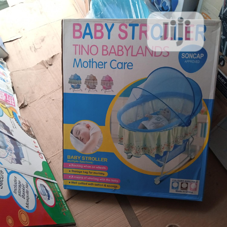 Tino Baby Bed Cot