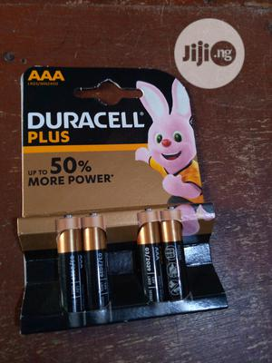 Duracell Battery   Accessories & Supplies for Electronics for sale in Lagos State, Surulere