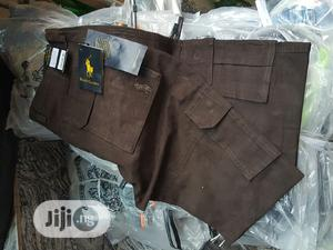 Classic Polo Ralph Lauren Chinos Short Combat   Clothing for sale in Lagos State, Lagos Island (Eko)