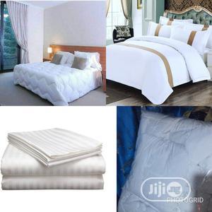 White Beddings Cotton   Home Accessories for sale in Lagos State, Lagos Island (Eko)
