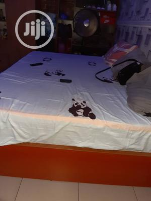 Wooden Bed Stand 4.5 X 6 Ft | Furniture for sale in Lagos State, Ajah