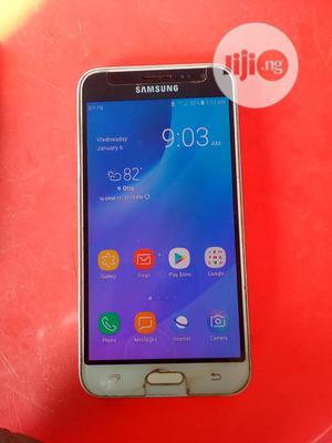 Samsung Galaxy J3 16 GB White | Mobile Phones for sale in Lagos State, Ifako-Ijaiye