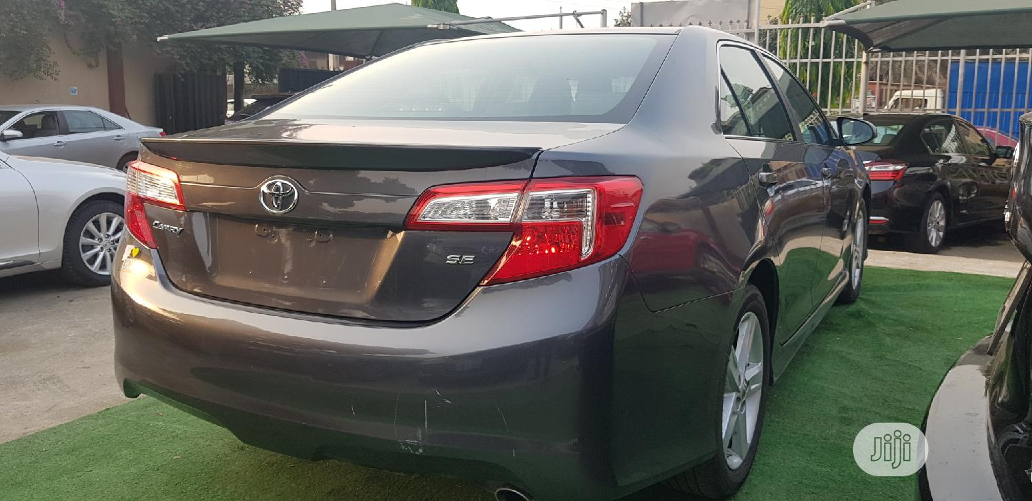 Toyota Camry 2013 Gray   Cars for sale in Ikeja, Lagos State, Nigeria