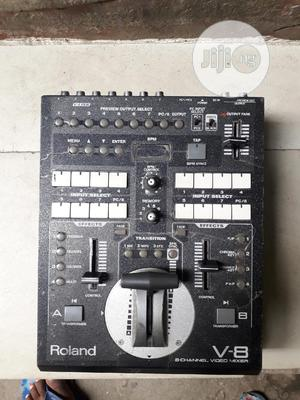 Roland V8 8 Channels Video Mixer | Audio & Music Equipment for sale in Lagos State, Ikeja