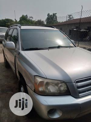 Toyota Highlander 2006 Silver   Cars for sale in Lagos State, Amuwo-Odofin