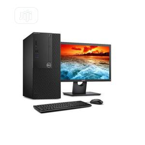 New Desktop Computer Dell 4GB Intel Core I3 HDD 1T   Laptops & Computers for sale in Rivers State, Port-Harcourt